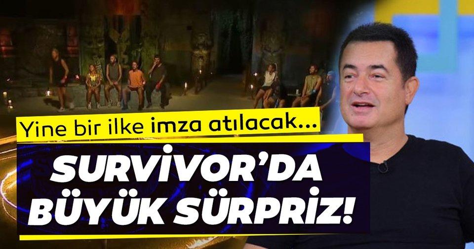 Son dakika haberi: Survivor final için Acun Ilıcalı'dan flaş açıklama! Yine bir ilk yaşanacak... Survivor final ne zaman ve nerede yapılacak?