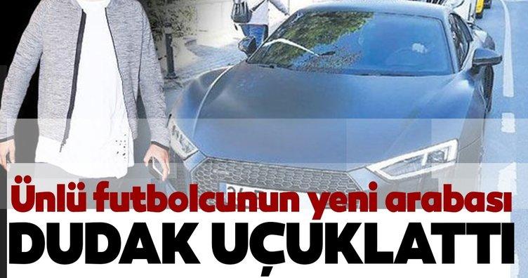 Ozan Tufan'ın arabasının fiyatı dudak uçuklattı