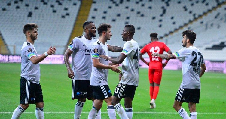 Beşiktaş 3-0 Antalyaspor | MAÇ SONUCU