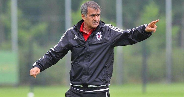 Beşiktaş ve Şenol Güneş yeni sözleşme için anlaştı