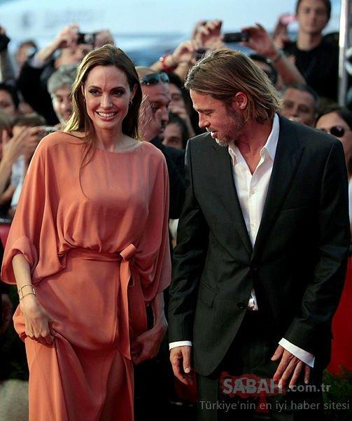 Ünlü oyuncu Brad Pitt'ten samimi itiraflar! Angelina Jolie'den ayrıldıktan sonra...