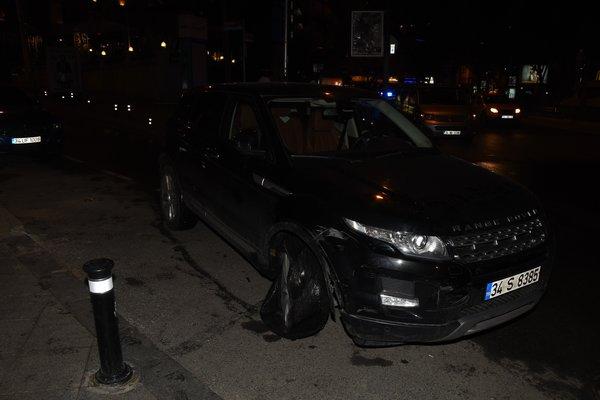 Serap Akıncı alkollü şekilde kaza yaptı