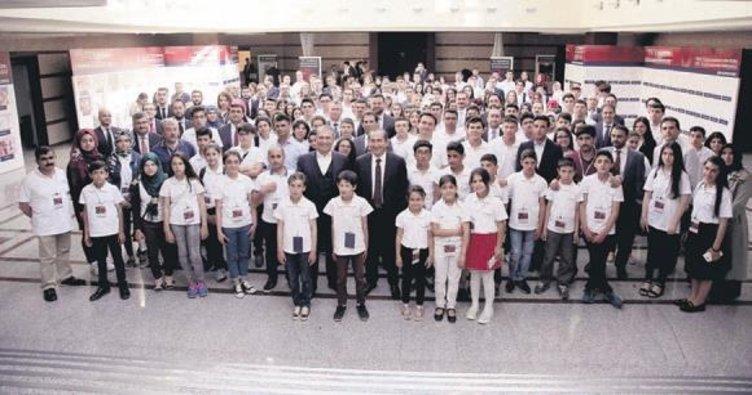 Türk Telekomlu öğrenciler 15 Temmuz'u anlattı