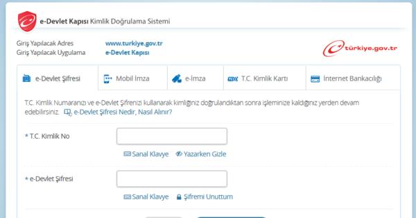 e-Devlet giriş nasıl ve nereden yapılır? E Devlet giriş ekranı ile hızlı başvuru ve sorgulama işlemlerini yap