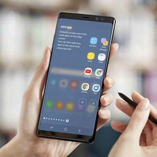 Samsung Galaxy Note8 ve Galaxy S6 edge+ güncellendi