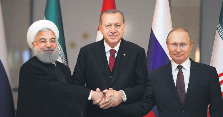 İdlib için kader zirvesi