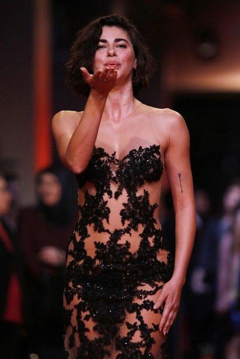 Nesrin Cavadzade'den ilginç Oscar çıkışı
