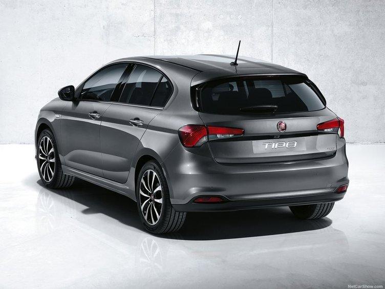 Fiat Egea Hatchback