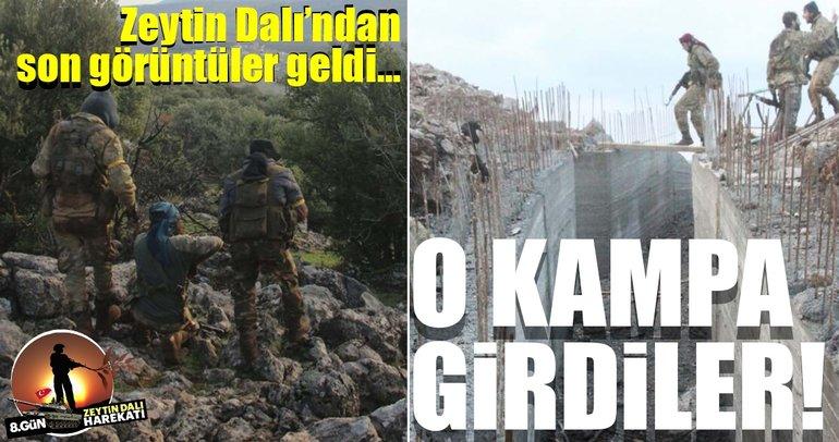 Son Dakika Haberi: Ali Bekki köyü PYD'den temizlendi!