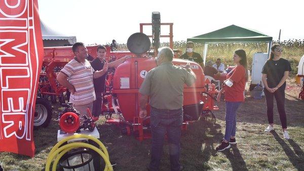 Karaevli Tarım ve Teknoloji Fuarı başladı 14