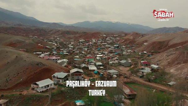 Nusret doğduğu köyü paylaştı: