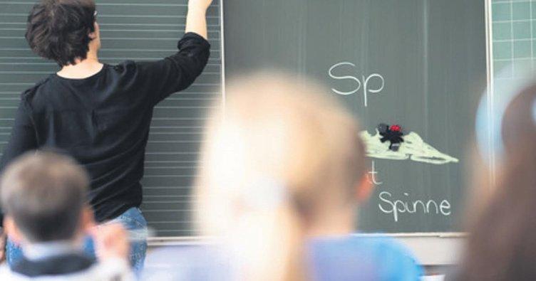 En çok göçmen öğretmen Berlin'de