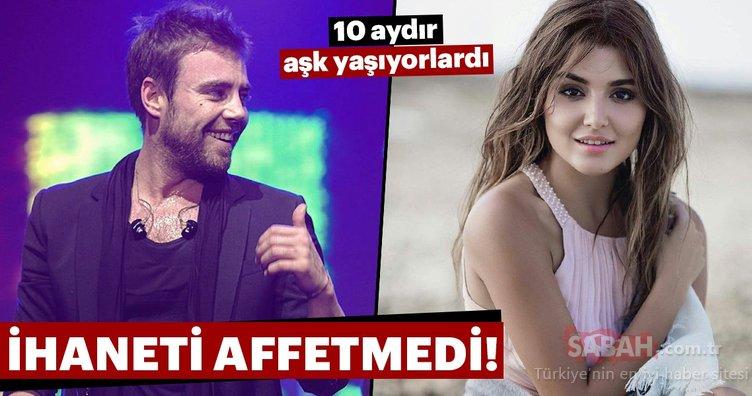 Hande Erçel, Murat Dalkılıç'ın ihanetini affetmedi