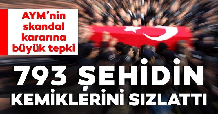 Anayasa Mahkemesi Nin Skandal Karari 793 Sehidin Kemiklerini