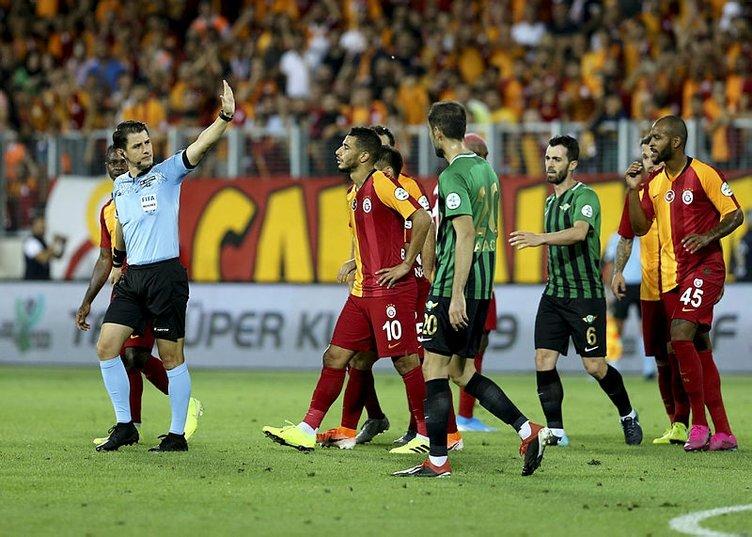 Galatasaraylı futbolcu, Fatih Terim'i çıldırttı!