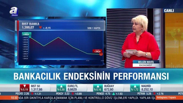 'Bankacılık-BIST 100 makası açıldı'