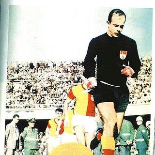Galatasaray, Turgay Şeren'i andı