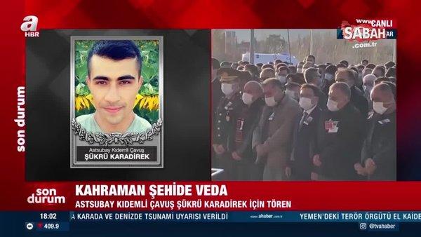 Kahraman Şehide veda   Video