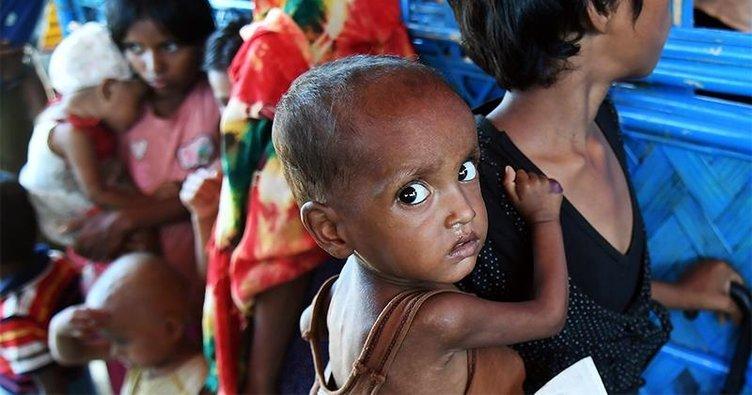 Arakanlı mülteci çocuk sayısı 720 bine ulaştı