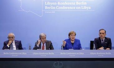 Berlin'de Libya zirvesi sona erdi. İşte alınan kararlar