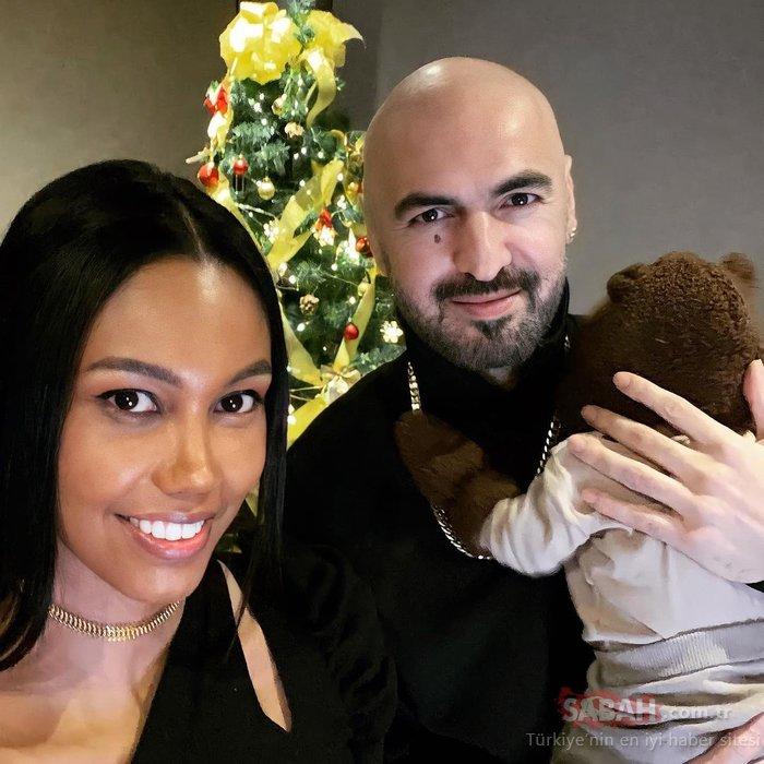 Soner Sarıkabadayı'nın eşi Madelein Lopez doğum kilolarından kurtuldu! Kolombiyalı güzeli son hali ağızları açık bıraktı!