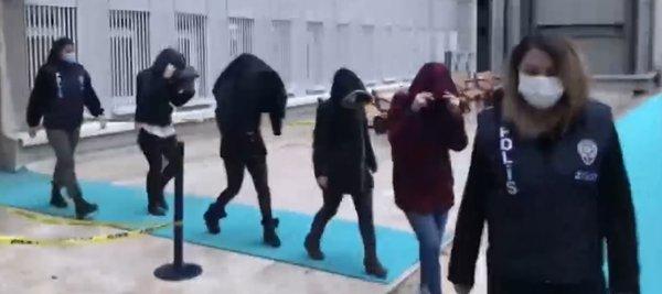 Son dakika haberi: Ankara'da genç kızlara fuhuş yaptıran çeteye operasyon