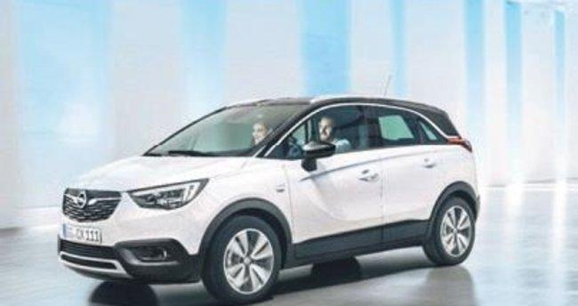 Opel X ailesine yeni üye