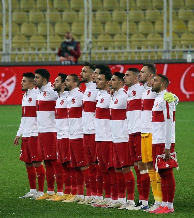 İşte Türkiye - Rusya maçından dikkat çeken kareler