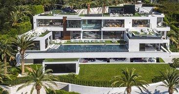 Dünyanın en pahalı evleri belli oldu!