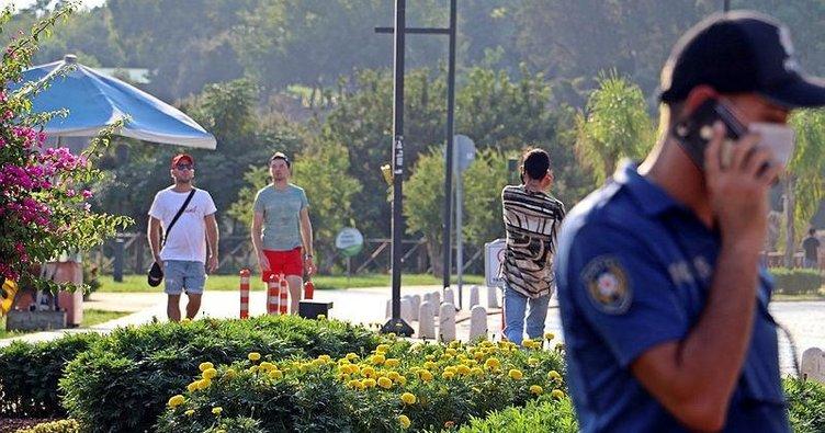 Antalya'da kamuda HES zorunluluğu, 65 yaş üstüne saat kısıtlaması