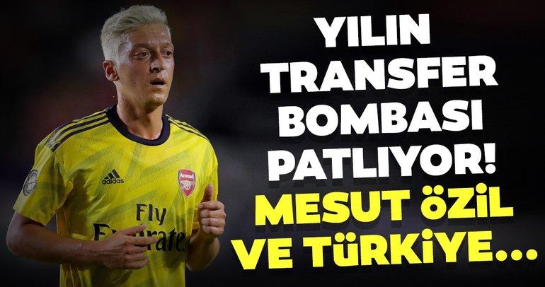 Arsenal'de gözden düşen Mesut Özil'in yeni adresi Fenerbahçe mi olacak? Sürpriz iddia...