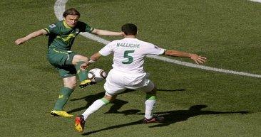 Cezayir - Slovenya karşılaşması