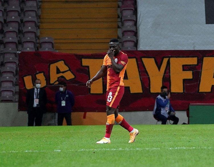 Galatasaray'da forvet Falcao mu Diagne mi? Fatih Terim kararını verdi!