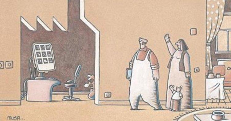 OSB'nin karikatür yarışması sonuçlandı