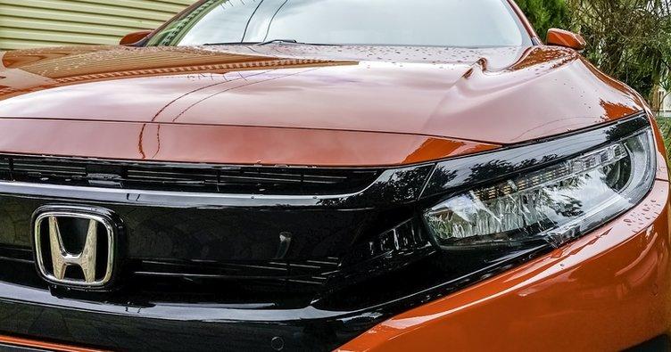 İşte karşınızda 2022 Honda Civic Sedan! Japon otomotiv devi yeni Civic modelini gözler önüne serdi