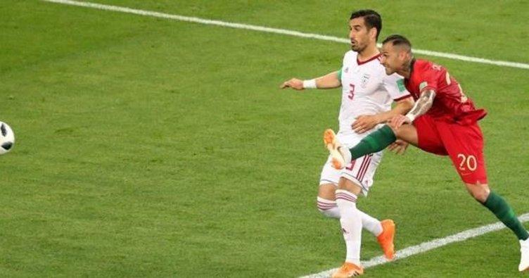Ricardo Quaresma'dan trivela golü yorumu ve İran teknik direktörüne tepki