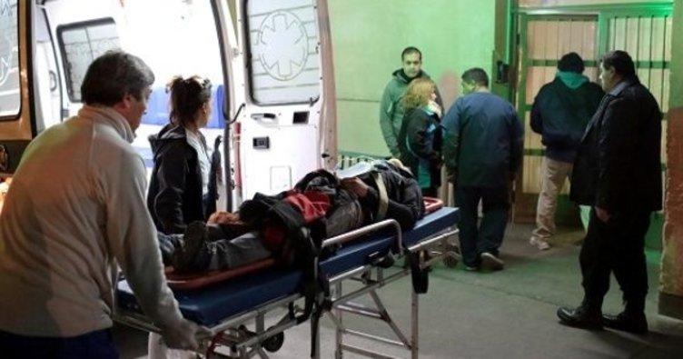 Arjantin'de otobüs kazası: 15 ölü!