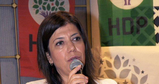 HDP'li Beştaş'ın yargılanmasına başlandı