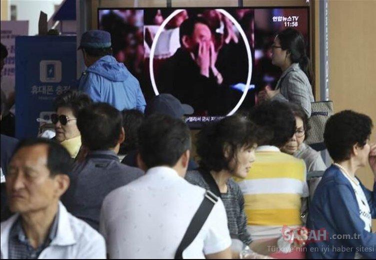 Kuzey Kore'de flaş gelişme! Fotoğrafı paylaşıldı...