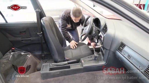 BMW'sini onlara teslim etmişti! Son haline inanamadı