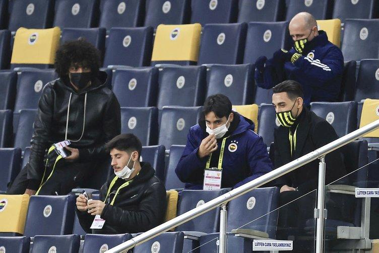 Son dakika: Fenerbahçe Başkanı Ali Koç'tan Samandıra'ya çıkarma! Futbolculara seslendi: Taraftar mutsuz...