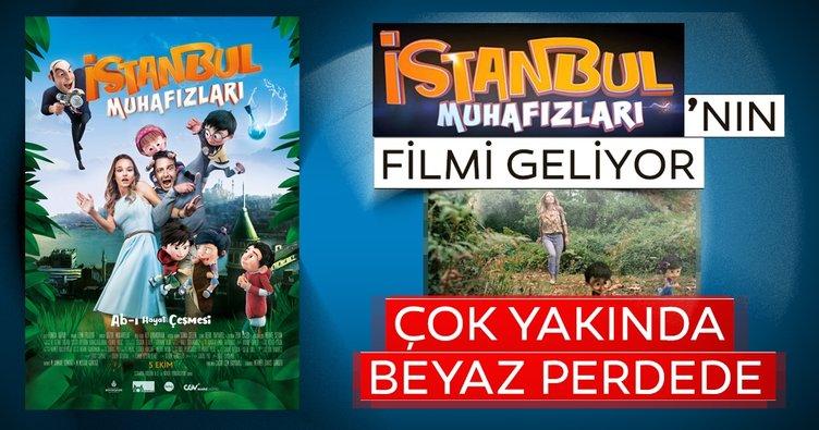 'İstanbulMuhafızları'nın filmi geliyor!