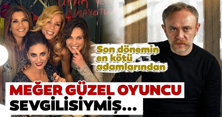Çukur'un Yamaç'ının düşmanı Yücel'i oynayan Tansu Biçer bakın hangi ünlü oyuncunun sevgilisi!