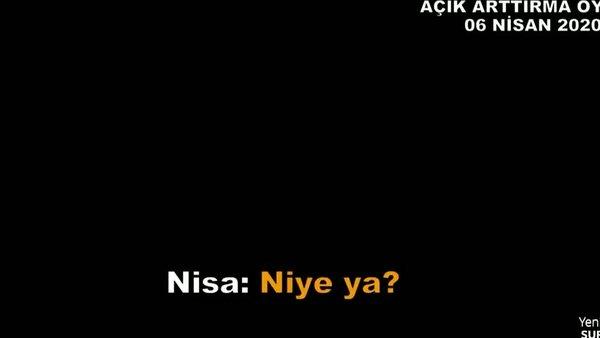 Survivor'da Nisa'nın ses kaydı ortaya çıktı! İşte Sercan Yıldırım hakkındaki o sözleri | Video
