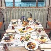 Geleneksel menülerle iftar sofraları