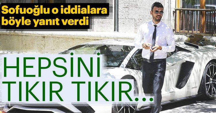 AK Parti milletvekili Kenan Sofuoğlu'ndan o iddialara yanıt