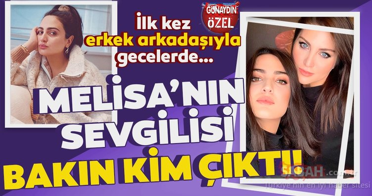 Sibel Can'ın kızı Melisa Ural sevgilisiyle böyle görüntülendi! Melisa ile sevgilisi Serhan Adalı gecelerde…