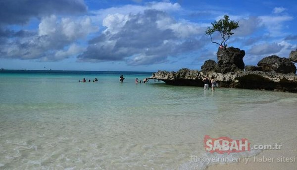 Dünyanın en güzel plajları listelendi! Turistler Türkiye'ye o plaj için geliyor...