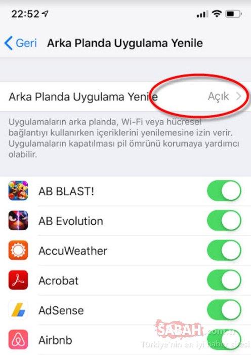 iPhone'da bu ayarı kapatmazsanız... iPhone sahipleri dikkat!