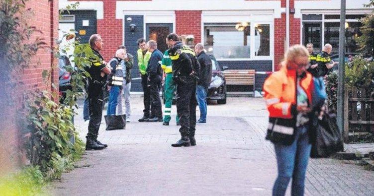 Polis baba dehşeti: 4 ölü